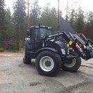 Test tracteur Valtra